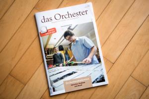 "Titel ""das Orchester"" 02/2015"