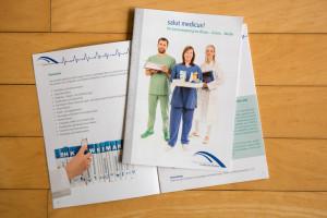 Broschüre zur PJ-Ausbildung am SHK.