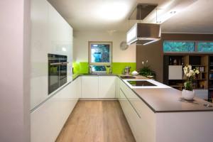 Ansicht Leicht-Küche