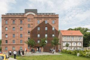 Erfurt - Bischleben: Loftwohnen Bischlebener Mühle / Zentralstraße 22/22a / Rainer Uwe Schultheiss Dipl.-Ing. (FH) Architekt, Erfurt | Bauherr: TG Immobilien & Bauträger GmbH
