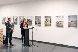 Eröffnung der LeerGut-Ausstellung