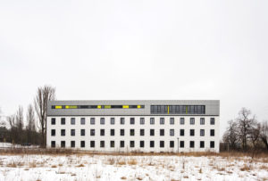 Schulbau Berufsbildungszentrums Janusz Korczak