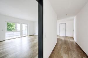 Innenansicht Mehrfamilienhaus mit Servicewohnen Haus 2